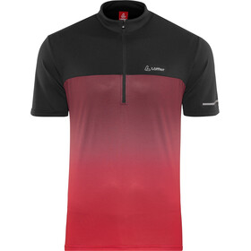 Löffler Flow Maillot manches courtes Homme, red
